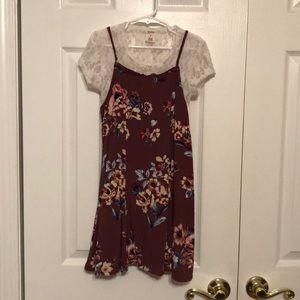 Arizona girls dress size 8